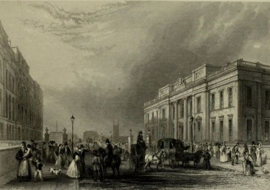 Fishmongers' Hall from The History of London